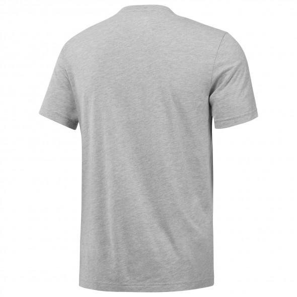 T-shirt UFC FG Reebok - Gris
