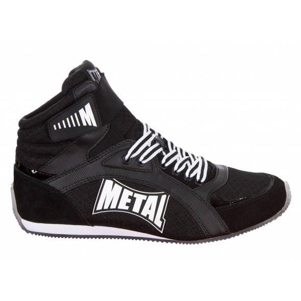 Viper Métal Boxe Low Shoes