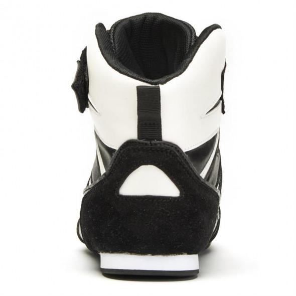 Chaussures de boxe Leone Shadow - Noir