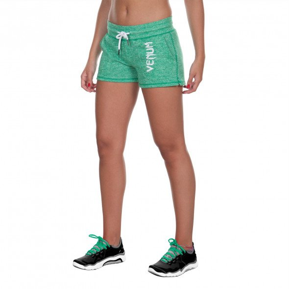 Venum Classic Shorts - Green - For Women