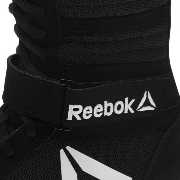 Chaussures de boxe Femme Reebok - Noir/Blanc