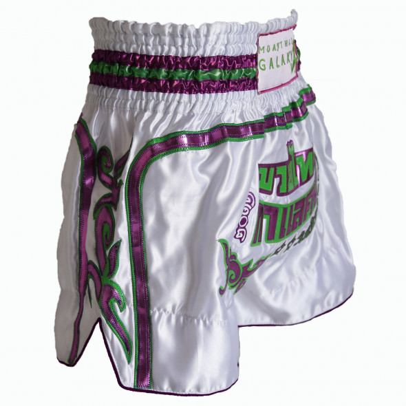 Short Muay Thai Galaxy Comet