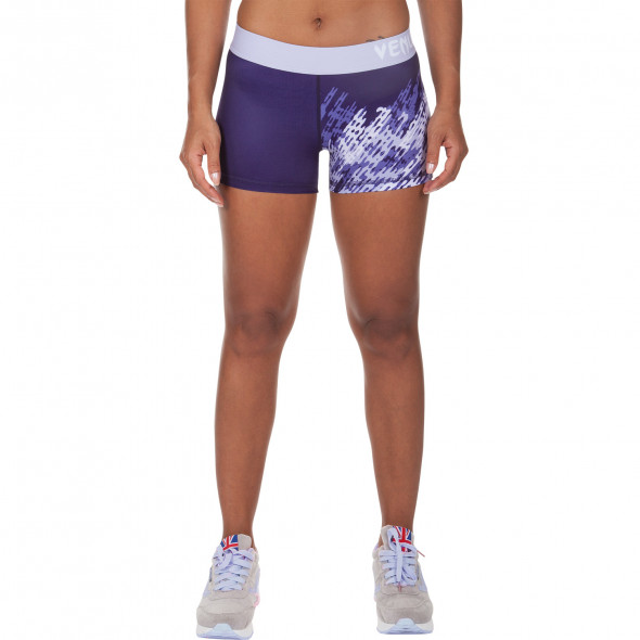 Venum Neo Camo Shorts - Dark Purple