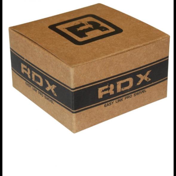 Crochet pivotant RDX Sports pour poire de vitesse - Acier inoxydable