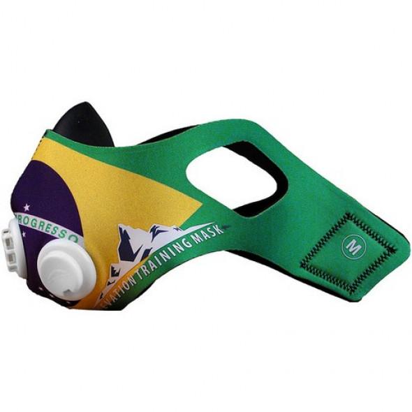 Headband for training mask Elevation 2.0 - Brazil