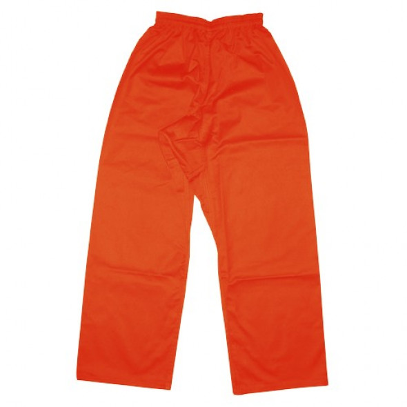 Pants for Kung-Fu - Orange