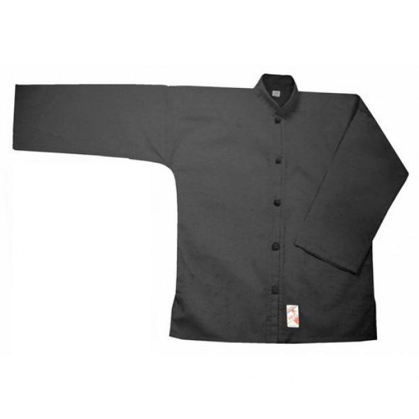 Jacket for kung fu – black