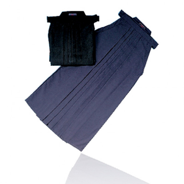 Japon Ini Hakama - Blue