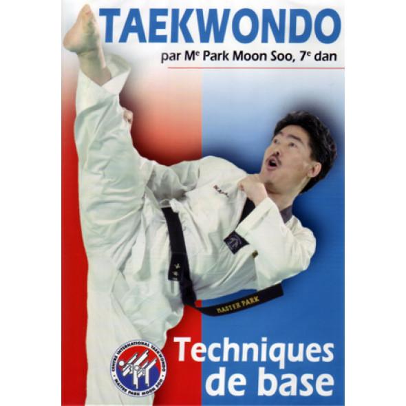 Taekwondo Vol1 – Basic techniques (DVD)