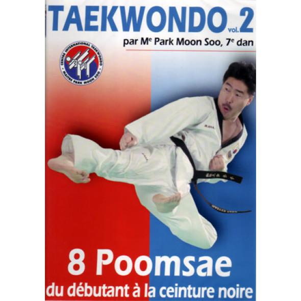 Taekwondo Vol2 - 8 Poomsae (DVD)