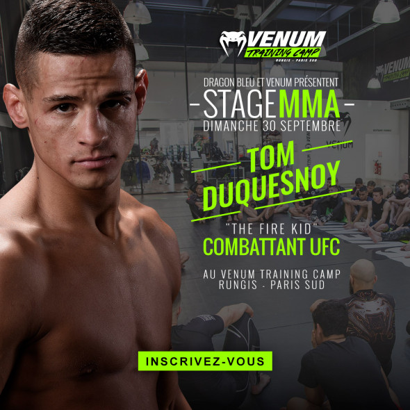 Stage MMA - Tom Duquesnoy 2
