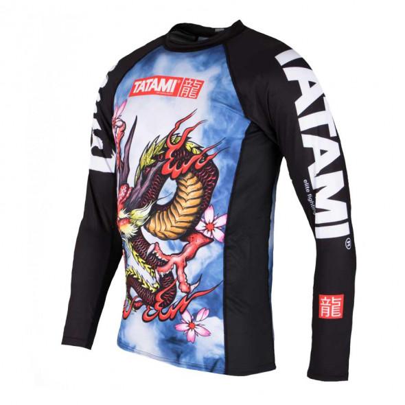 Rashguard Tatami Fightwear Oriental Dragon