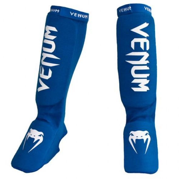 "Venum ""Kontact"" Shinguards and Insteps - Cotton"