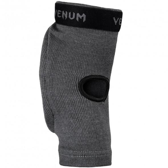 Venum Kontact Elbow Pads-Grey/Black