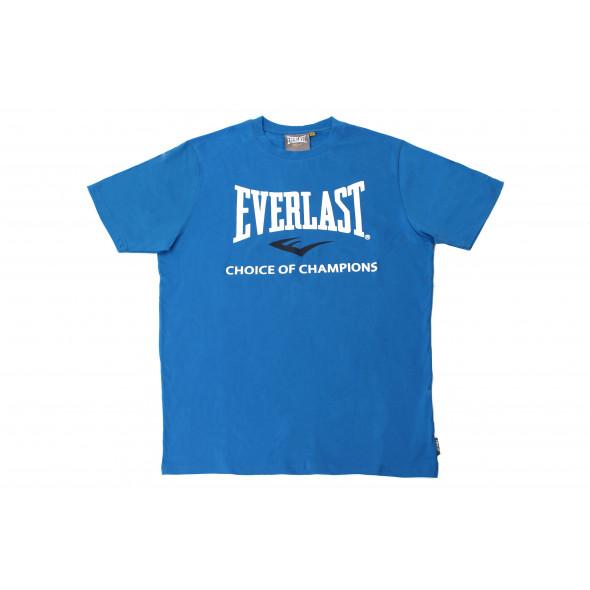 T-shirt Logo Sports Everlast - Bleu