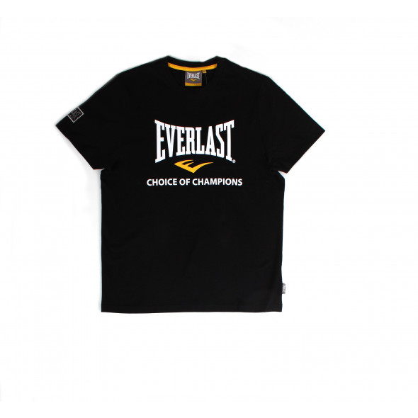 T-shirt Logo Sports Everlast - Noir