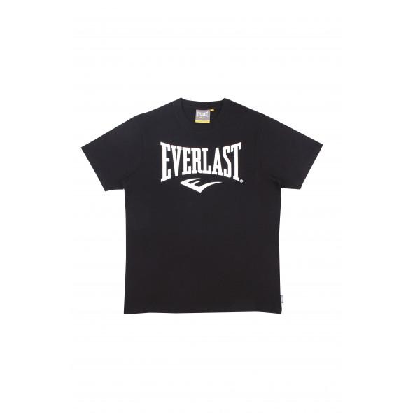 T-shirt Logo Heritage Everlast - Noir