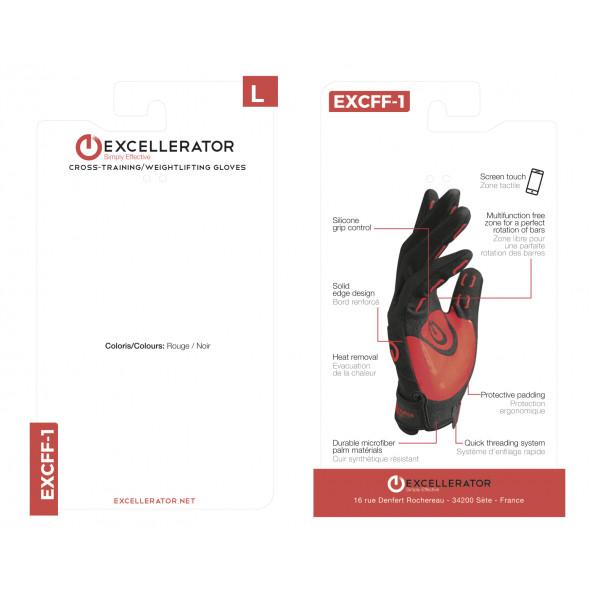 Excellerator Gloves for Cross Training