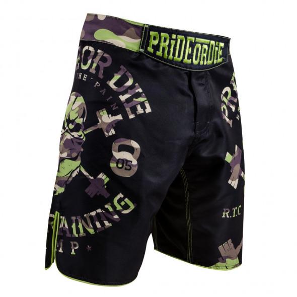 Fightshort Raw Training Camp Jungle Edition