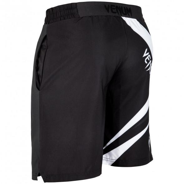 Venum Contender 4.0 Fitness Shorts - Black/Grey-White
