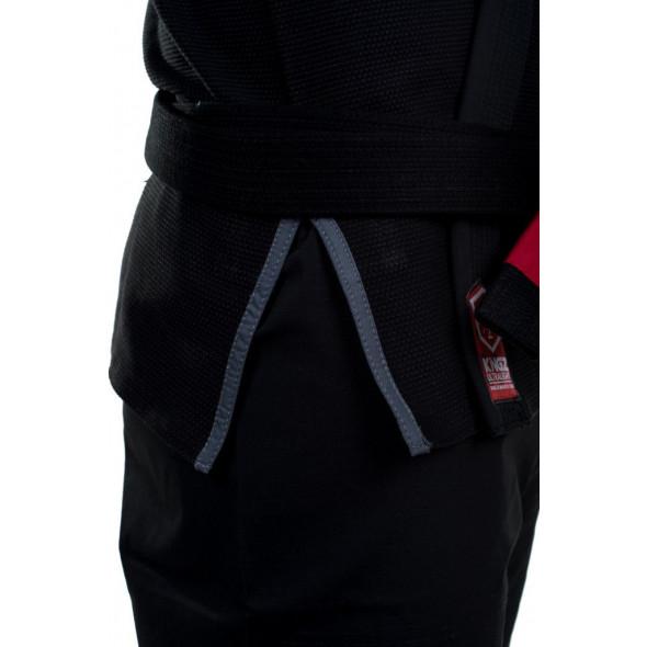 Kimono JJB Kingz Ultralight - Noir
