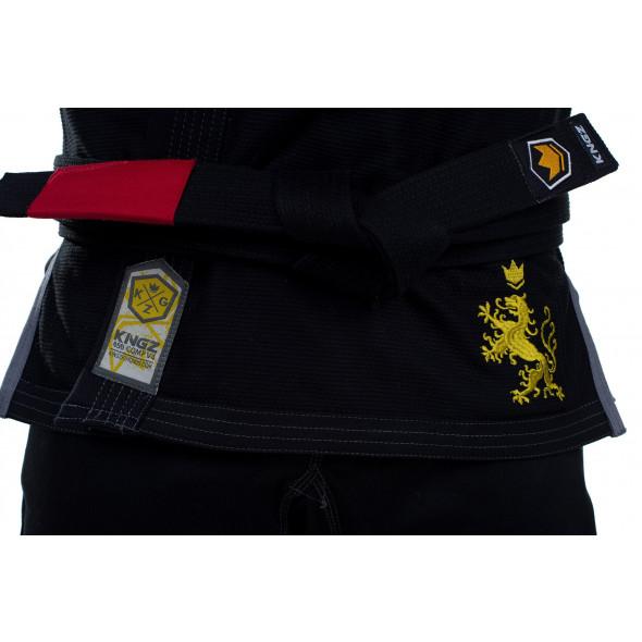 Kimono JJB Kingz Comp 450 V4 - Noir