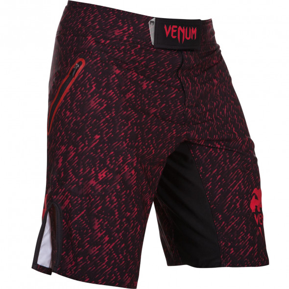 Venum Noise Training Short - Black/Red
