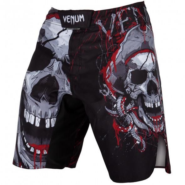 Venum Pirate 3.0 Fightshorts - Black/Red