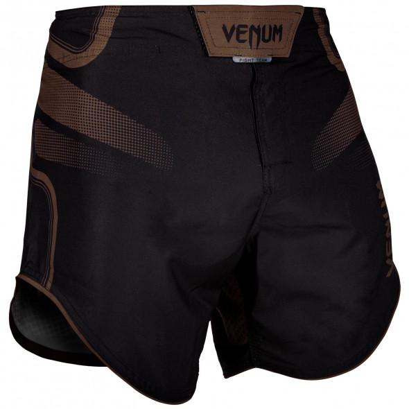 Venum Tempest 2.0 Fightshorts - Black/Brown - Exclusive