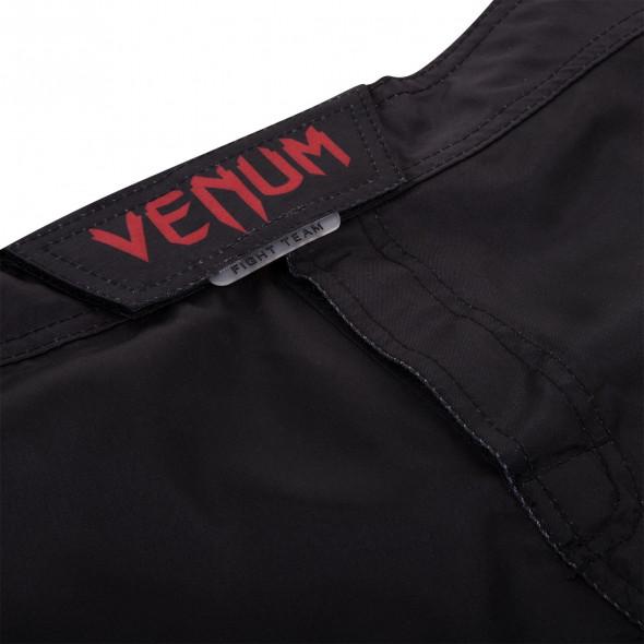 Venum Train Hard Hit Heavy Fighshorts - Black