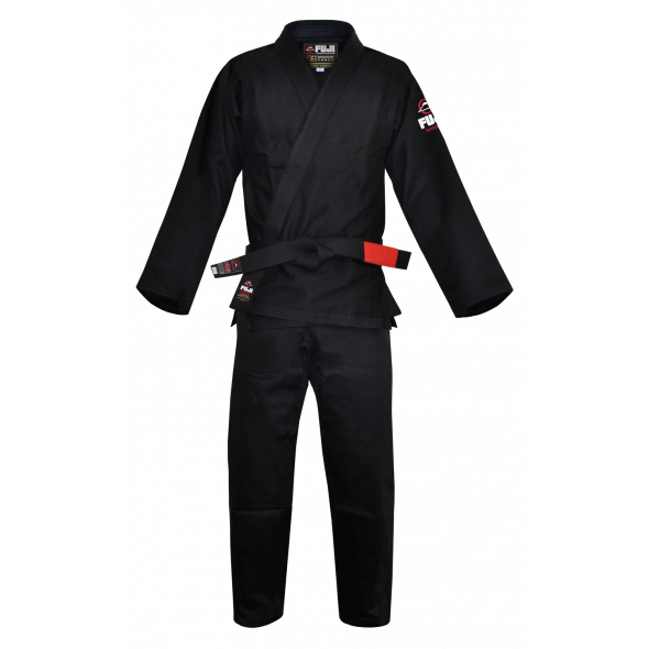 Kimono de JJB Fuji Sports All Around - Noir