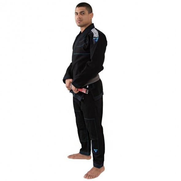 Kimono de JJB Tatami Fightwear Elements Ultralite - Noir