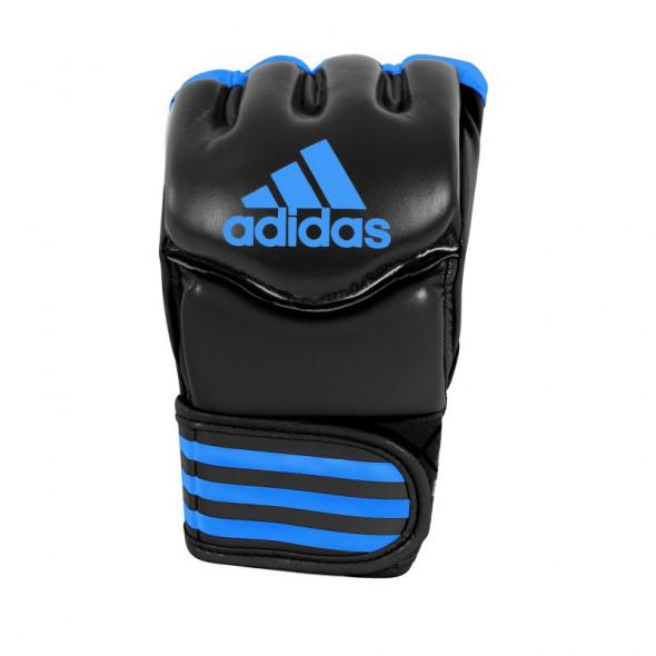 Gants MMA Adidas - Noir/Bleu