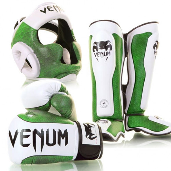Green Viper Boxing Package
