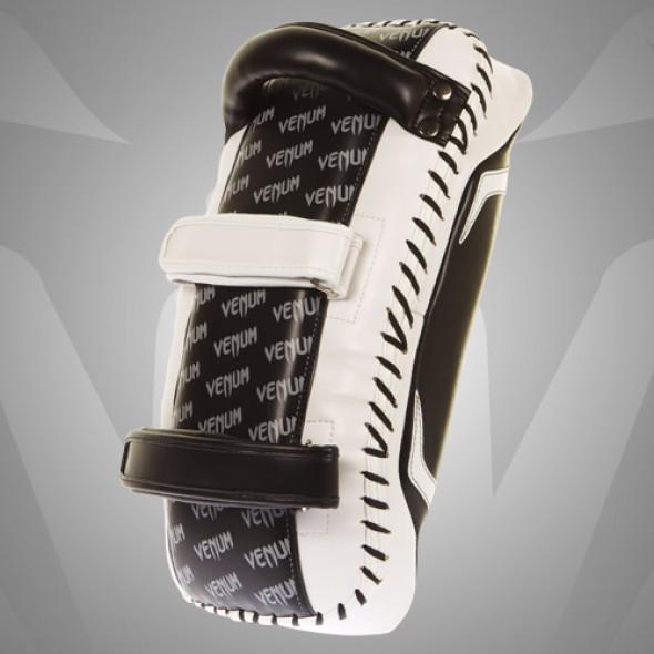 Venum Absolute Kick Pads -  Premium Skintex Leather (pair)