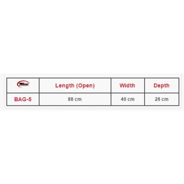 Guide des Tailles - Sac de sport convertible Twins