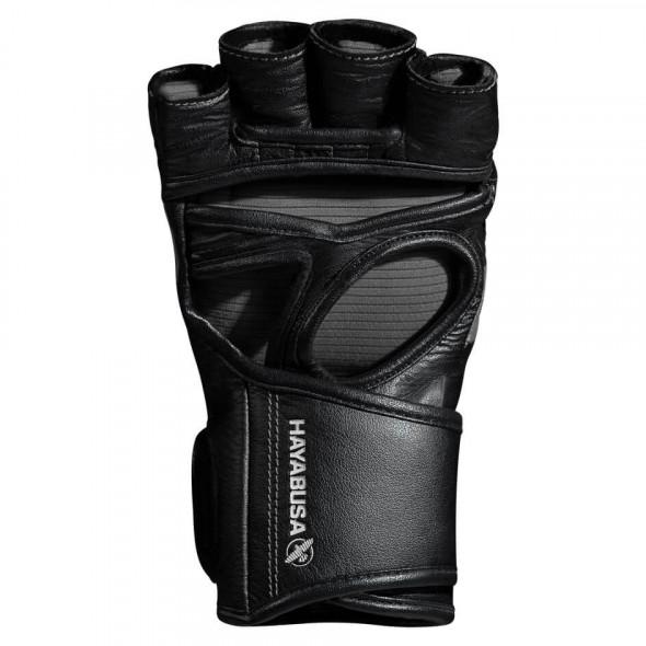 Hayabusa T3 MMA Gloves - Black/Grey