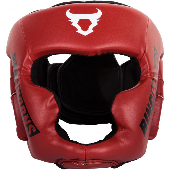 Ringhorns Charger Headgear - Red