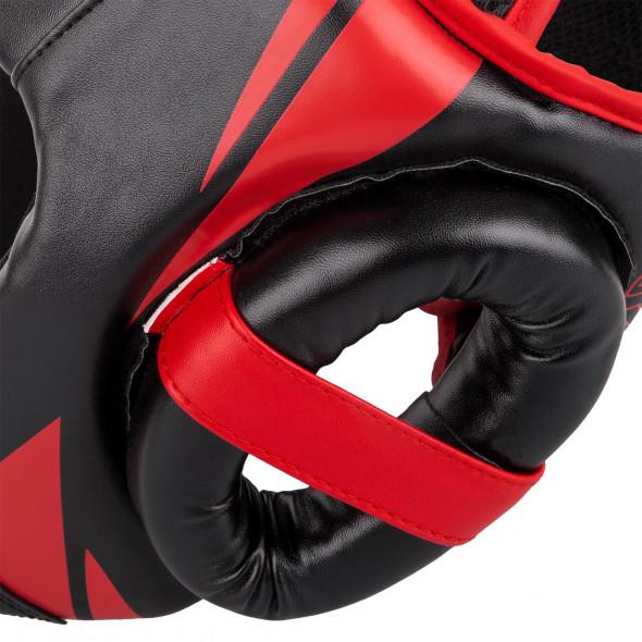 Venum Challenger 2.0 Headgear - Black/Ice