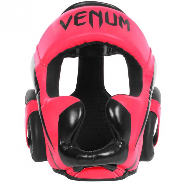 Venum Elite Headgear-Pink