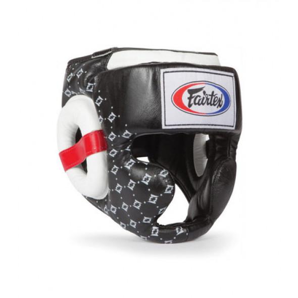 Fairtex Helmet for boxing  HG10 Black
