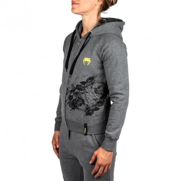Venum Infinity Hoody with zip - Black - For Women