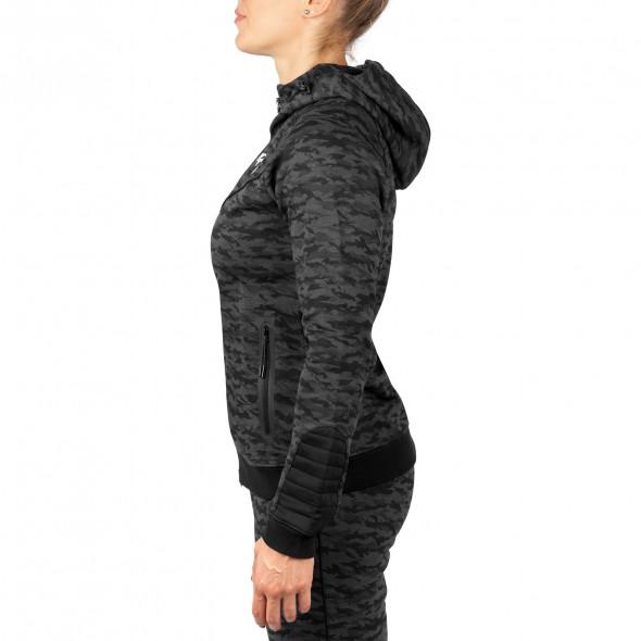 Venum Laser Hoody - Dark Camo - For Women - Exclusive