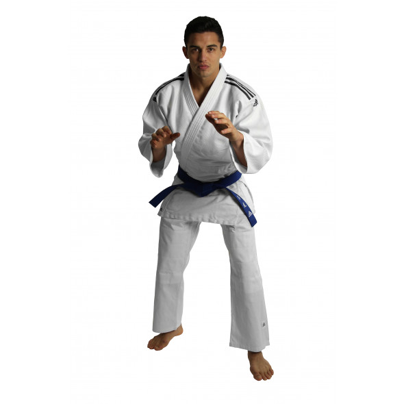 Kimono de Judo 350 Club Adidas - Enfant
