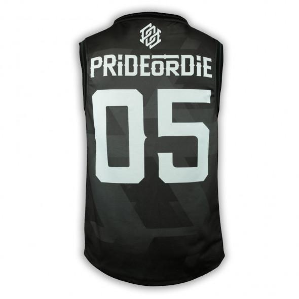 Débardeur Pride or Die Dark Matter - Noir/Gris
