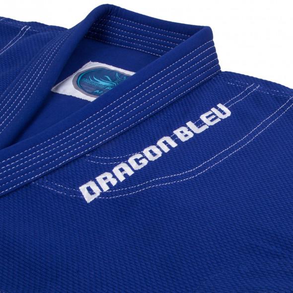 Kimono JJB Dragon Bleu
