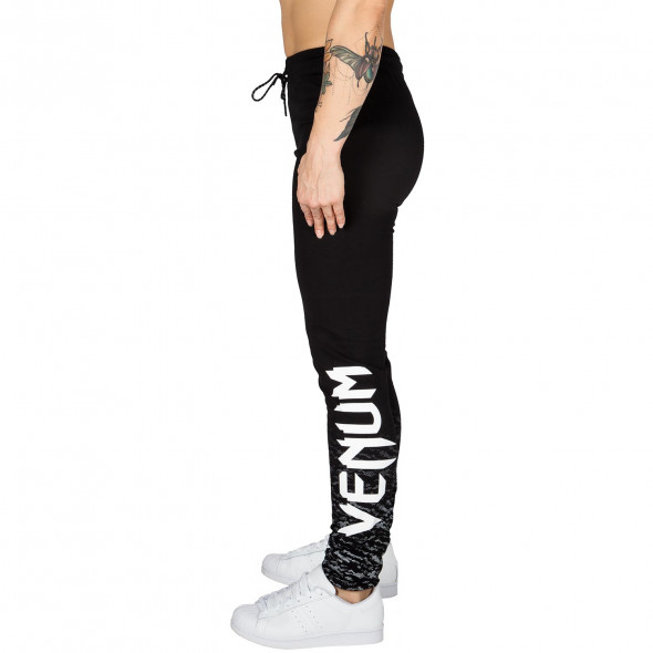 Venum Camoline Joggings - Black/White - For Women