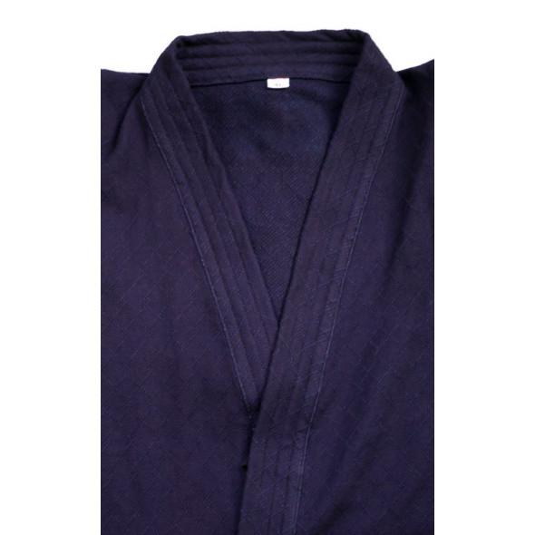 Kendogi Seido Waraku - Super Léger - Bleu Aizome (Japon)