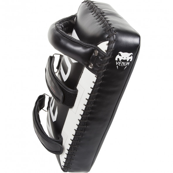 "Venum ""Giant"" Kick Pads - Black/Ice (Pair)"