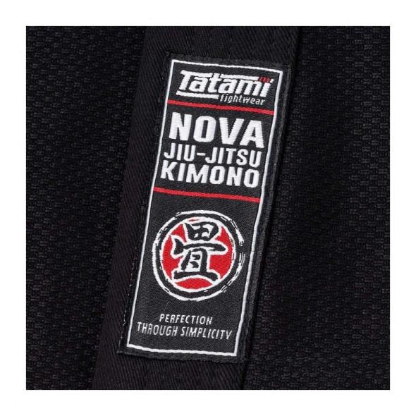 Gi JJB Tatami NOVA 2015 - Noir